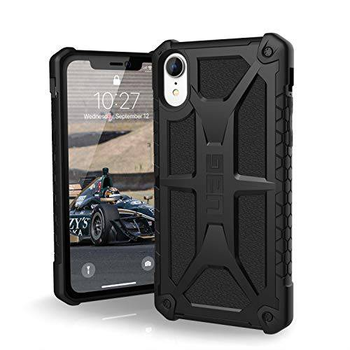 [UAG] iPhone XR Monarch Case - Black