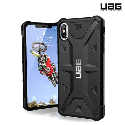 [UAG] iPhone XR Pathfinder Case - Black