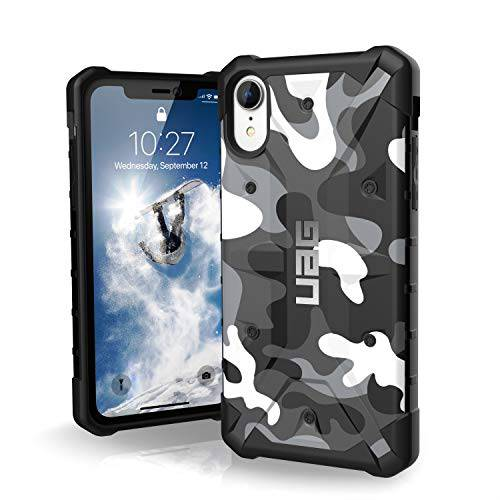 [UAG] iPhone XR Camo Case - White