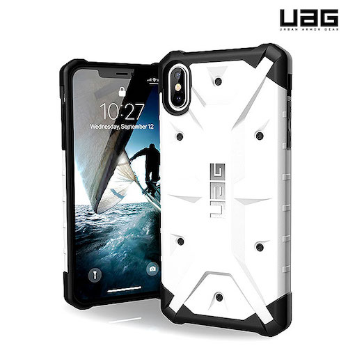 [UAG] iPhone XR Pathfinder Case - White