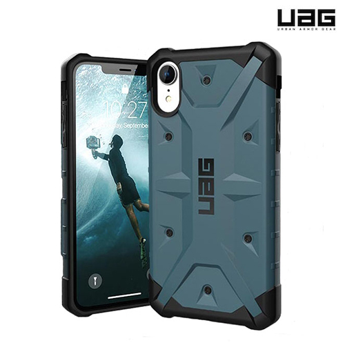 [UAG] iPhone XR Pathfinder Case - Blue
