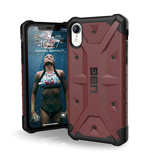 [UAG] iPhone XR Pathfinder Case - Carmine