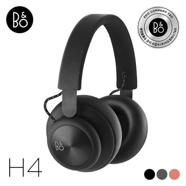 [B&O] Beoplay H4 - Black