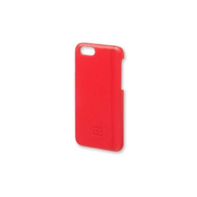 [Moleskin] Hard Case for iPhone 8/7 - Red