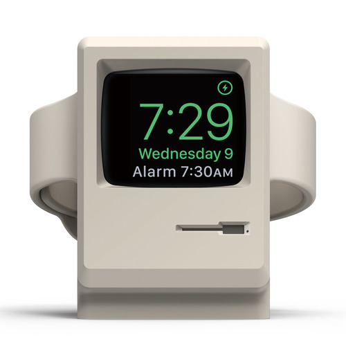 [Elago] W3 Stand for Apple Watch - 화이트
