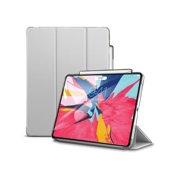 [ESR] SmartCover Pencil Holder for iPad Pro 12.9 (3세대) - Silver