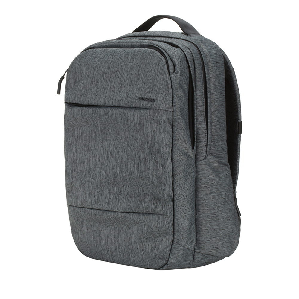 [INCASE] City Collection Backpack - Heather Black