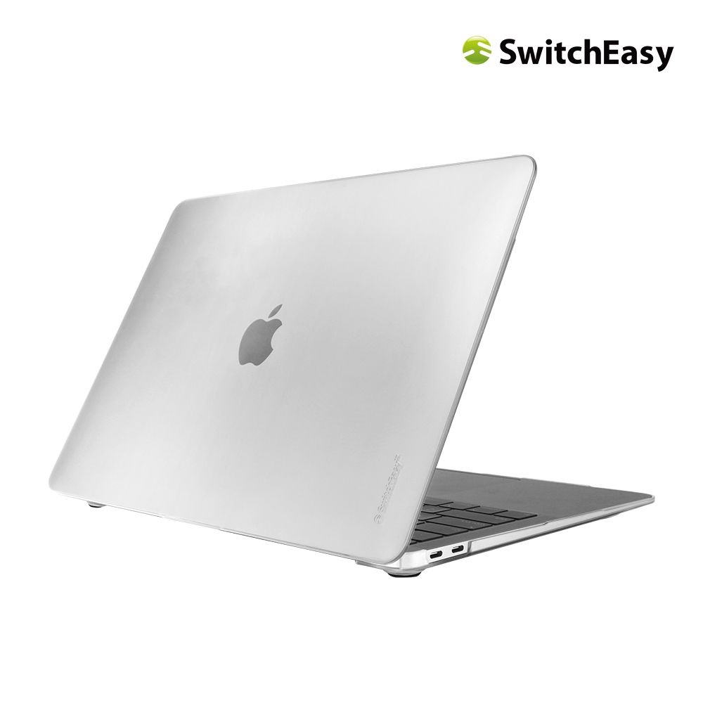[SwitchEasy] Macbook Air13 NUDE 케이스 Clear