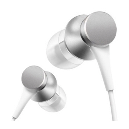 [Xiaomi] Piston4 Aluminium Earphone - White