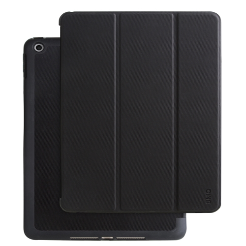 [UNIQ] Yorker iPad 9.7 Rigor Case - Black