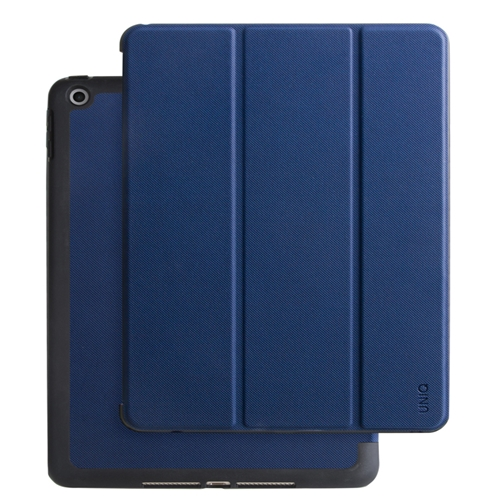 [UNIQ] Yorker iPad 9.7 Rigor Case - Blue