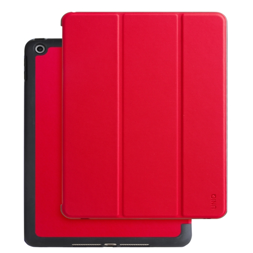 [UNIQ] Yorker iPad 9.7 Rigor Case - Red