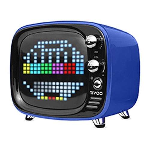 [DIVOOM] Tivoo Bluetooth Speaker - Blue
