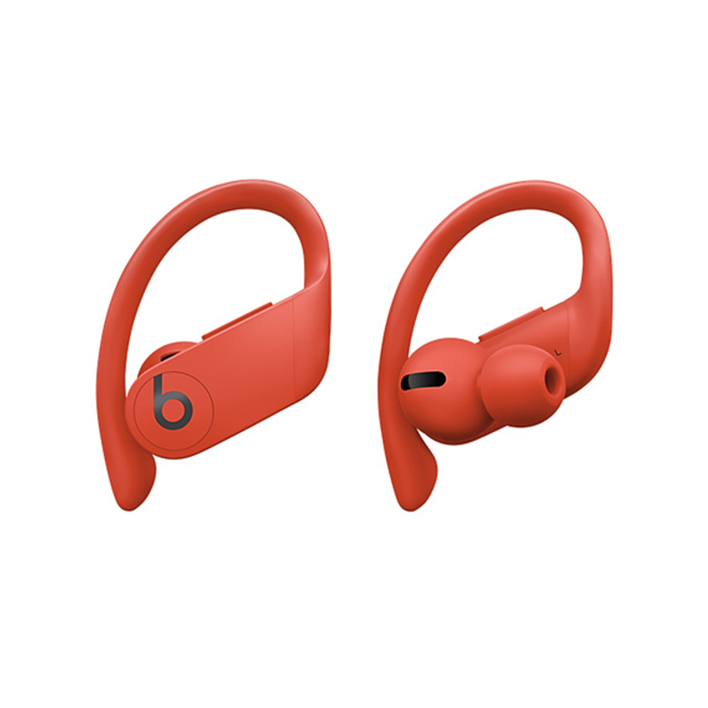Powerbeats Pro - Totally Wireless 이어폰 - 라바레드