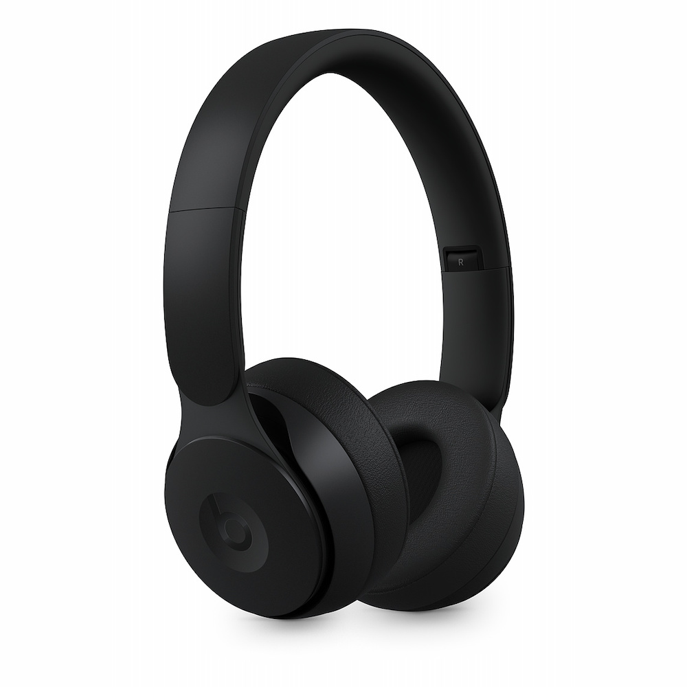 Solo Pro Wireless Noise Cancelling 헤드폰 - 블랙