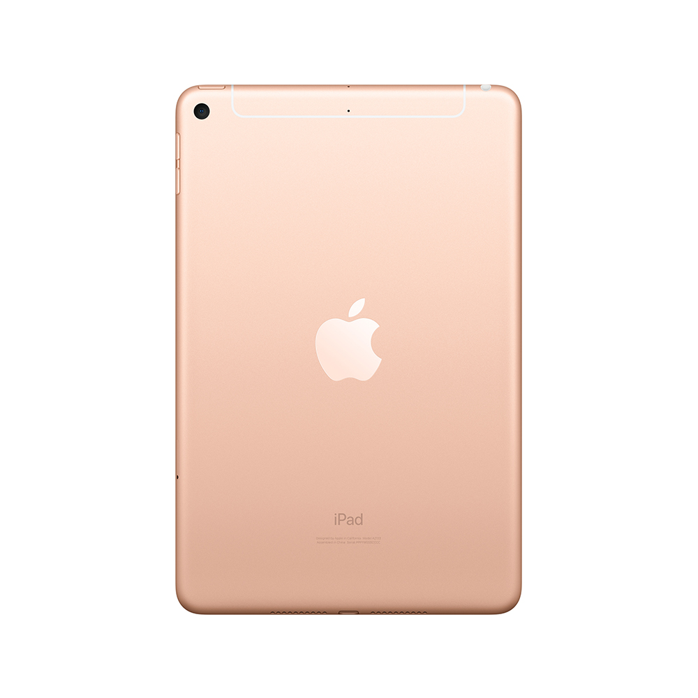iPad mini 2019년형 Wi-Fi+Cellular 256GB 골드 (MUXE2KH/A)