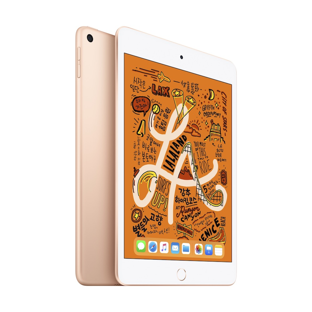 iPad mini 2019년형 Wi-Fi 256GB 골드 (MUU62KH/A)
