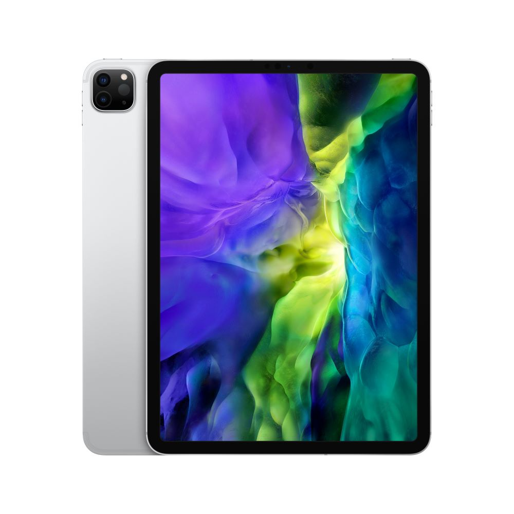 11형 iPad Pro 2020년형 Wi-Fi+Cellular 256GB 실버 (MXE52KH/A)
