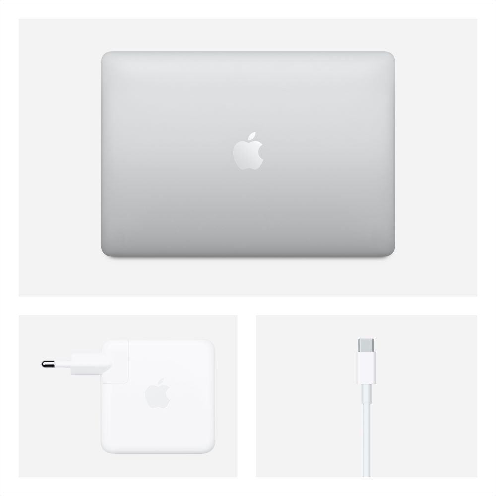 MacBook Pro 2020년형 13형 2.0GHz 쿼드 코어/1TB/Touch Bar 및 Touch ID (MWP82KH/A) - 실버