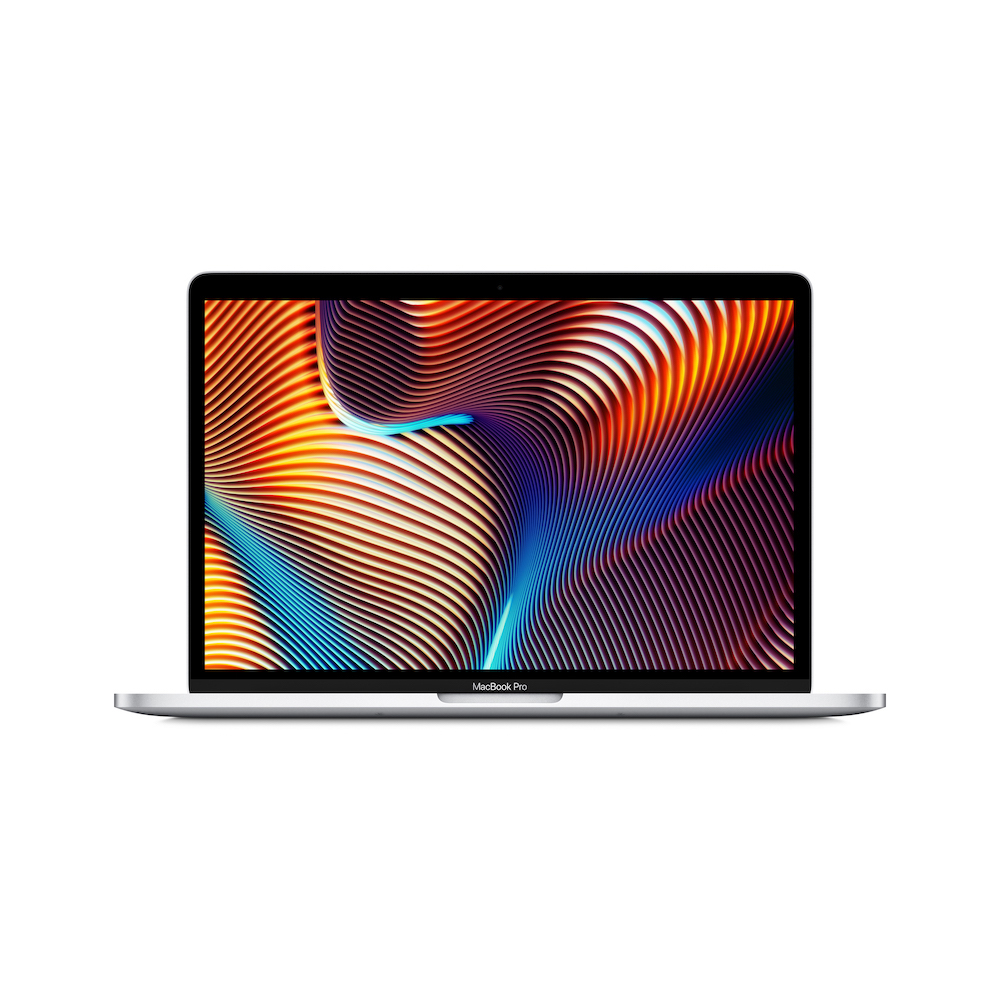 MacBook Pro 2019년형 13형 2.4GHz 쿼드 코어/512GB/Touch Bar 및 Touch ID (MV9A2KH/A) - 실버