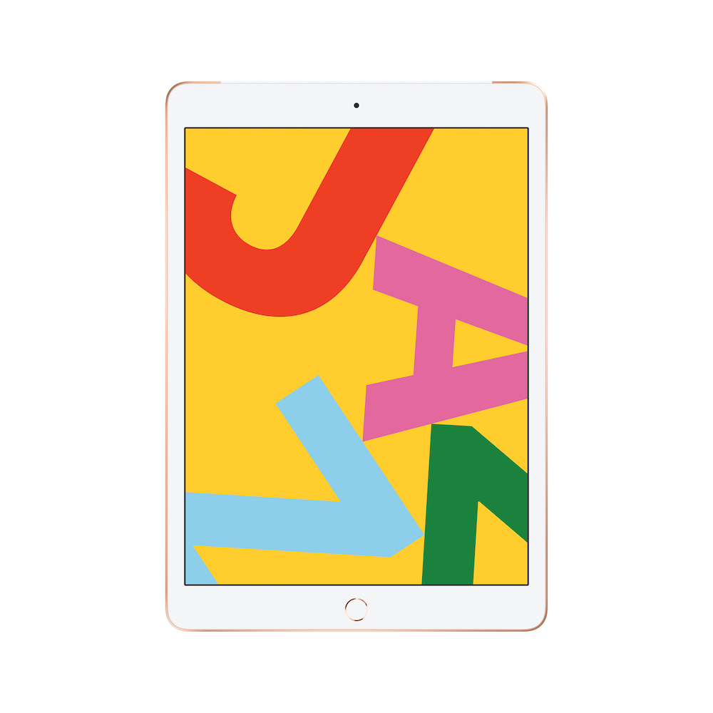 10.2형 iPad Wi-Fi+Cellular 32GB 골드