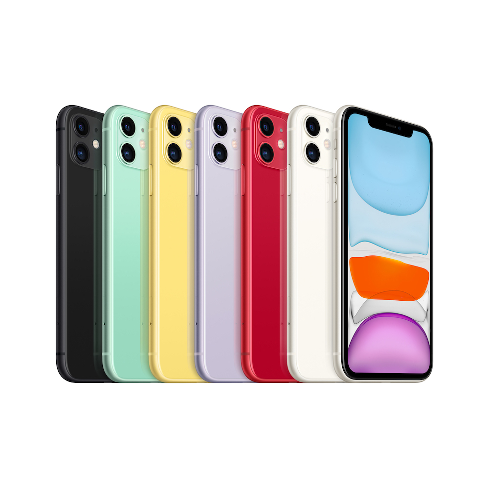 iPhone 11 128GB 퍼플