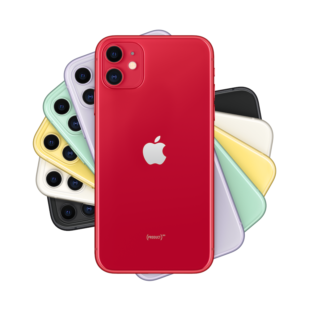 iPhone 11 128GB (PRODUCT)RED (MWM32KH/A)