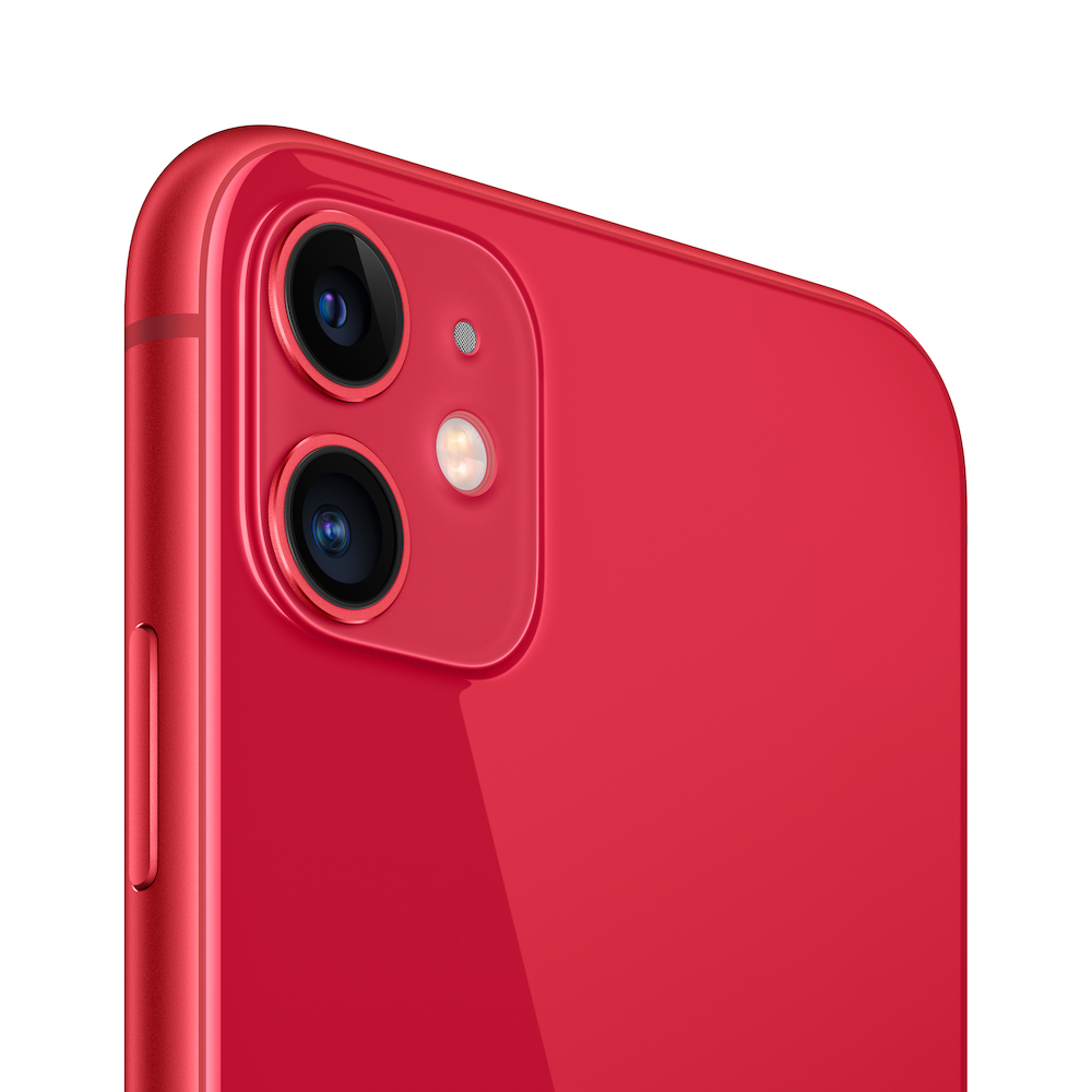 iPhone 11 64GB (PRODUCT)RED (MWLV2KH/A)